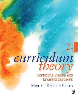 Curriculum Theory By Schiro, Michael Stephen